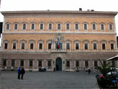 Buildings of Rome: Palazzo Farnese