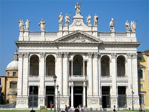 Churches and Basilicas in Rome: St.John Lateran