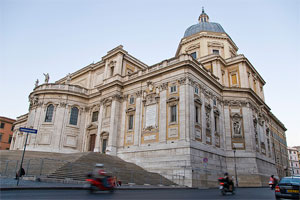 Churches and Basilicas in Rome: St.Mary Major