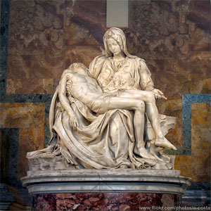 comparing the kiss and pieta scultpures Michelangelo essays and research papers | examplesessaytodaybiz  pieta by michelangelo buonarroti the pieta is  comparing the kiss and pieta.