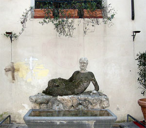 Fountains of Rome: most ugly roman fonatain