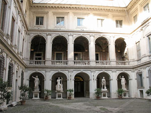 Buildings of Rome: Altemps Palace