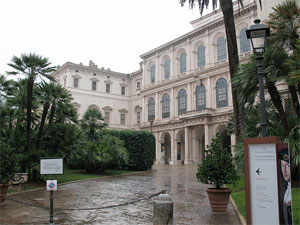 Buildings of Rome: Palazzo Barberini