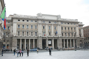 Buildings of Rome: Palazzo Colonna