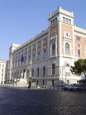 Buildings of Rome: Palazzo Montecitorio