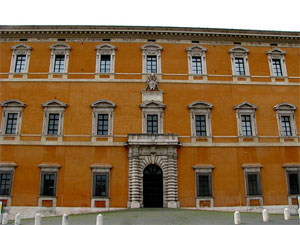 Buildings of Rome: Palazzo Lateranense
