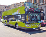 Rome Open Top - Double Decker Bus Hop On Hop Off Tour