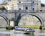 Rome Morning Sightseeing Cruise on the Tiber River